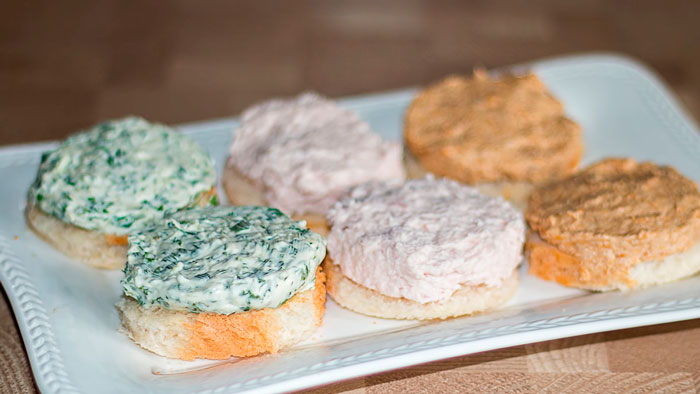 Вкусная намазка на бутерброд фото