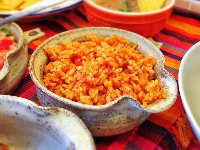 Как приготовить вкусный томатный рис