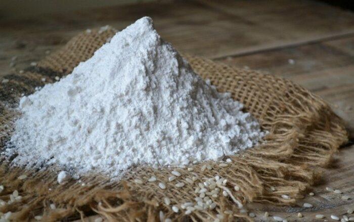 Рецепты выпечки из рисовой муки