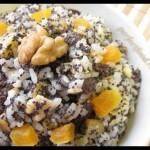 Рождественская кутья из риса — видео-рецепт — YouTube