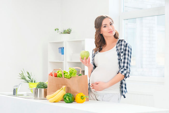 Беременная женщина может прибегнуть к такому способу похудения