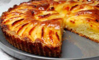Пирог на кефире – доступно и вкусно