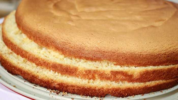 Рецепт бисквита который всегда получается: залог кондитерского успеха