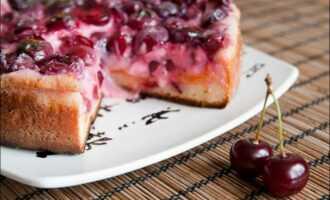 Как сделать начинку из вишни для пирога