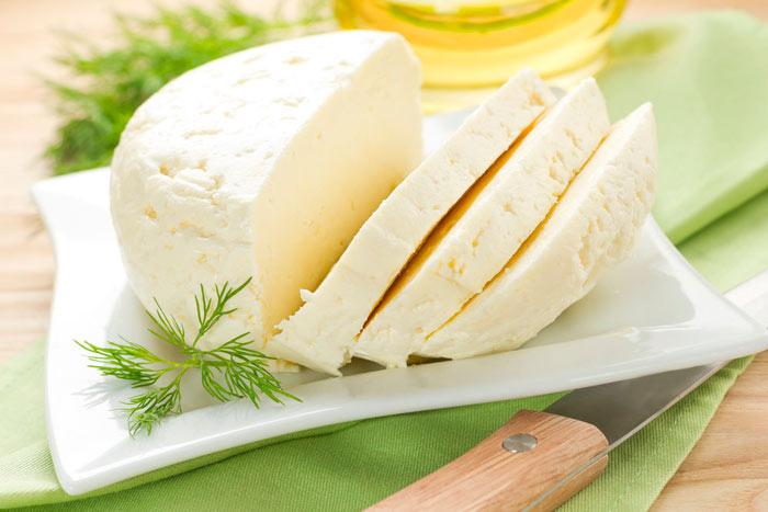 Как сделать домашний сыр из творога - Адыгейский сыр
