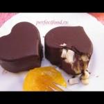 Сладкие валентинки — банановый десерт с шоколадом — YouTube