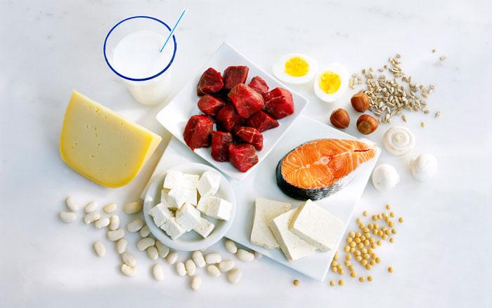 Лишние белки ведут к дефициту жиров