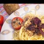 Соус а-ля песто с фиолетовым базиликом Видео-рецепт — YouTube