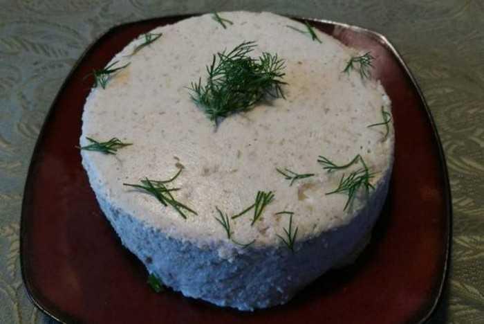 Сыр из тыквенных семечек