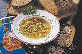 Суп  графа Румфорд