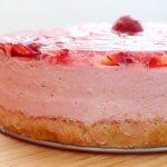 Свекольно-творожный пирог