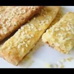Сырное печенье — рецепт Сырные палочки — YouTube