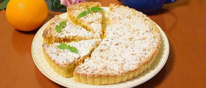 8 рецептов тертых пирогов на скорую руку