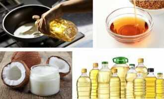 Самые полезные масла для жарки
