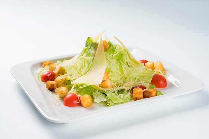 Салат айсберг быстрые рецепты - Цезарь