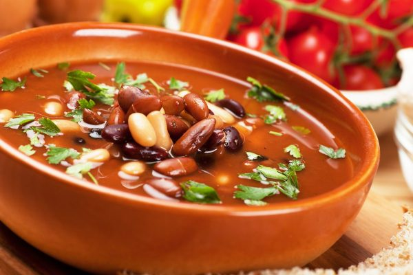 Бобовые супы