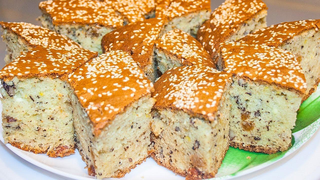 Творожный кекс с изюмом в духовке: самый вкусный рецепт