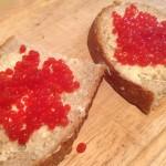 Вегетарианская красная икра — рецепт