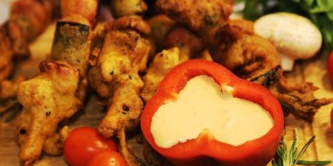 Вегетарианские, веганские, постные и просто вкусные шашлычки