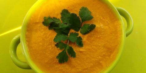 Вкусный Суп-пюре из Сырой Тыквы