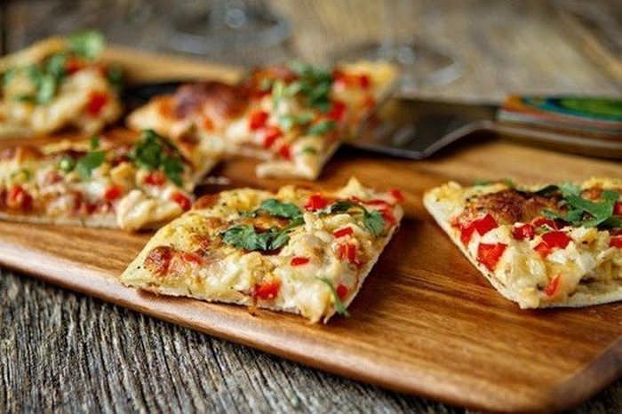 Нежнейшая диетическая пицца без муки