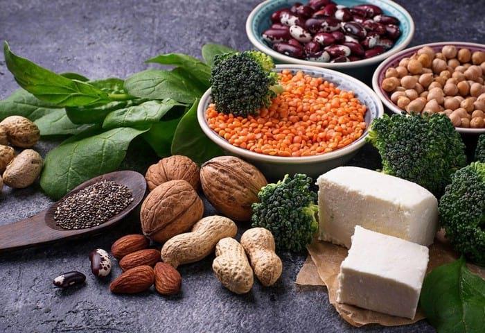 Источник белка для вегетарианцев