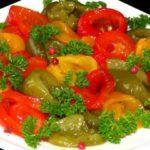 рецепт болгарского перца по армянски на зиму