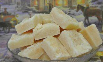 Вареный сахар