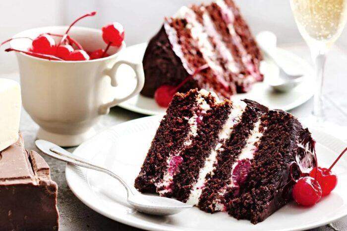 5 рецептов потрясающих низкокалорийных тортов— чуть больше 100 ккал на порцию