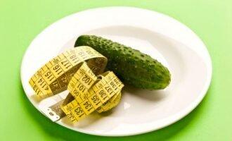 Как устроить разгрузочный день для похудения меню