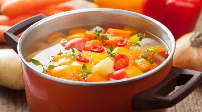 Супы для похудения которые сжигают жир