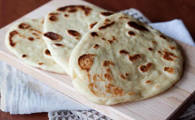 Лучшие и быстрые рецепты лепешек на сковороде
