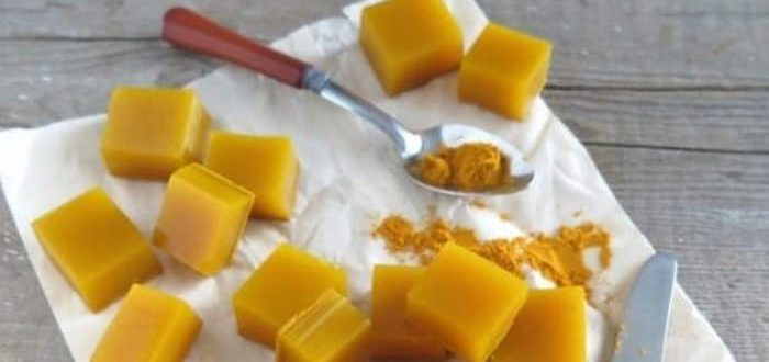 Домашние желатиновые конфеты