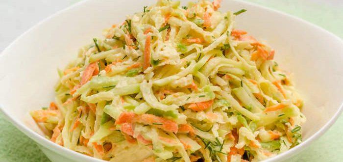 вкусный рецепт салата из репы