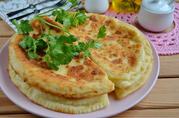 Творожные хачапури: рецепт приготовления в домашних условиях