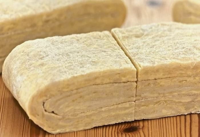 Как приготовить слоеное тесто в домашних  условиях