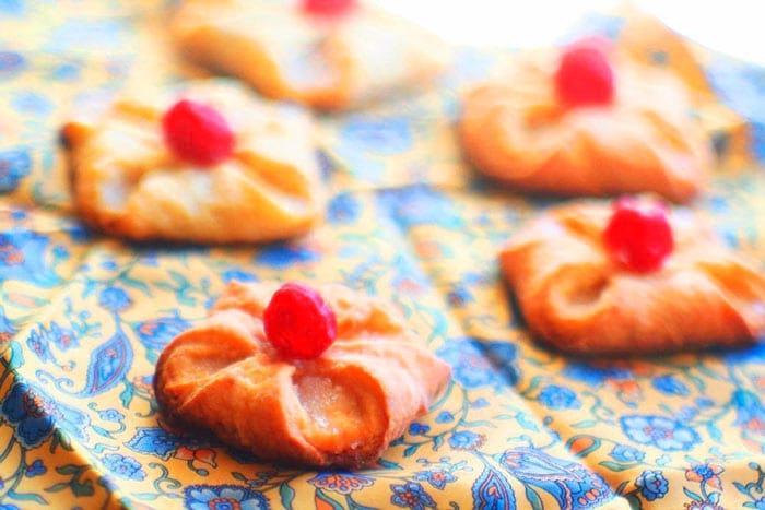 Вкусное домашнее печенье из творога фото