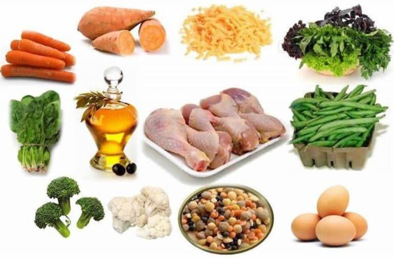 Безглютеновая диета на неделю