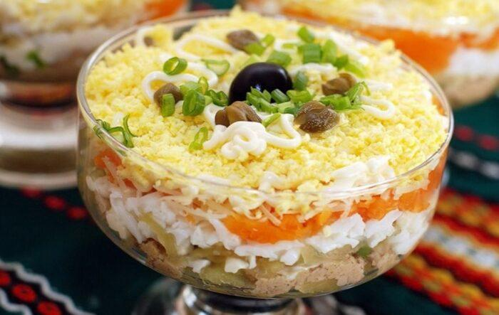 5 легких и очень вкусных салатов