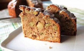 рецепты диетического кекса