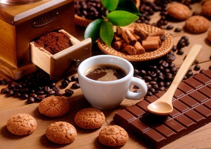 Что можно добавить в кофе для вкуса фото