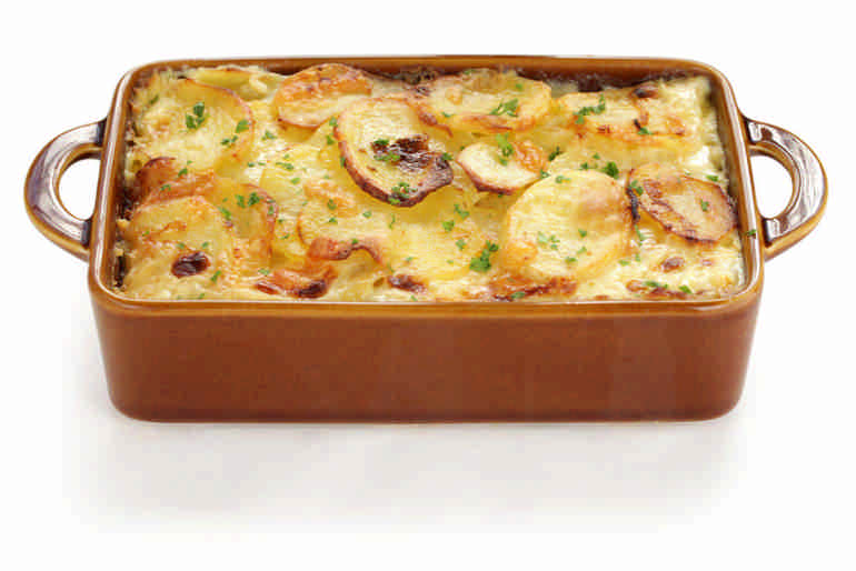 Картошка по карельски