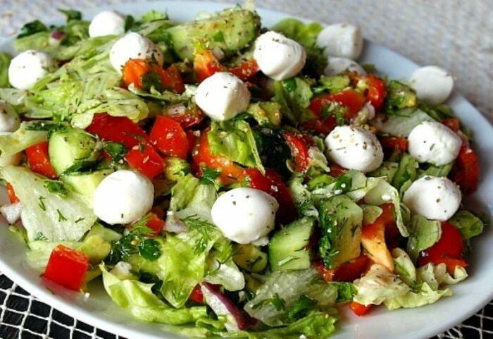 Салат айсберг: вкусные рецепты приготовления салатов