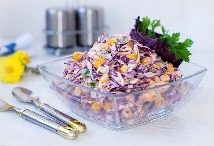 Диетические блюда из капусты
