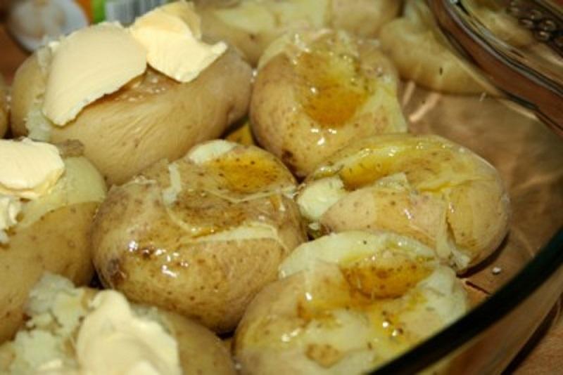 Российская картошка с португальским акцентом