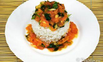 томаты конкассе