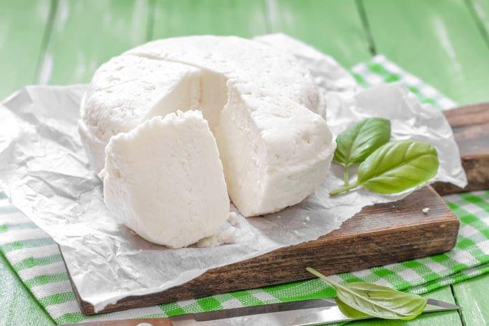 Домашний сыр из творога фото
