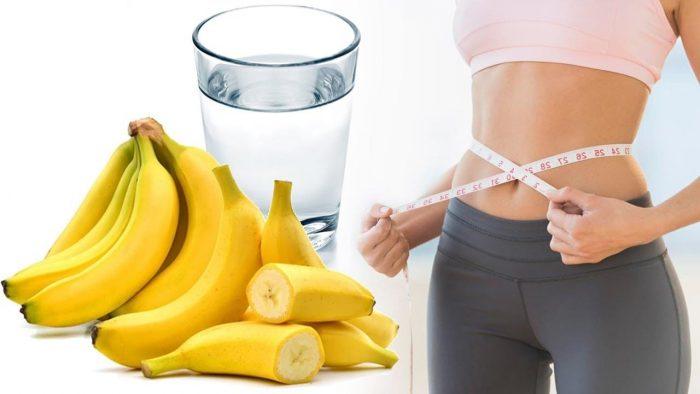 банан для похудения