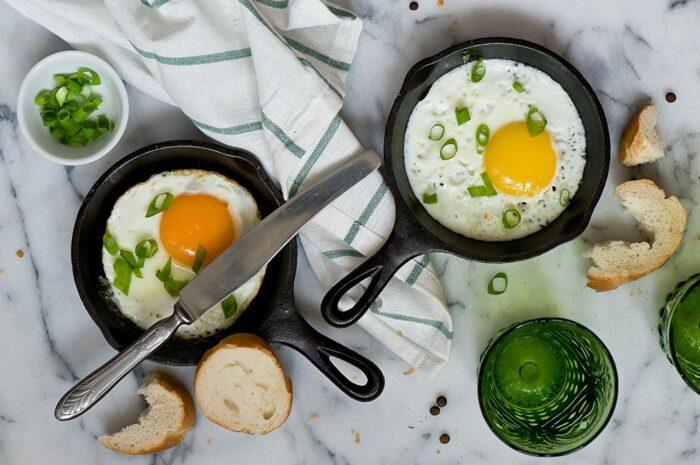 Полезные советы, как приготовить вкусную яичницу