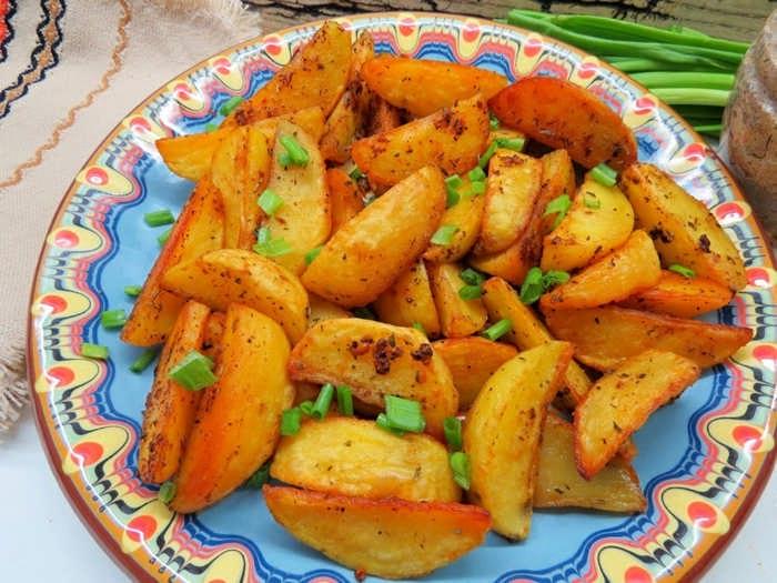 картофель по архиерейски